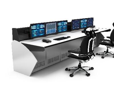 监视控制台使用的行业