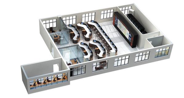 控制中心整体方案设计