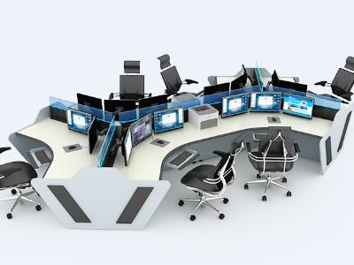 监测站的重要组成部分是什么?