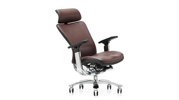 人体工学椅901全皮