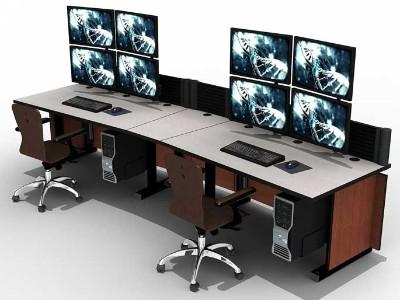 如何在电力调度中心控制台进行安全工作?