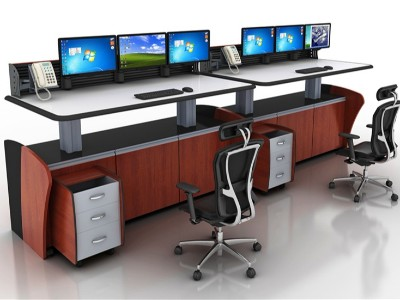 监视控制台处理自定义