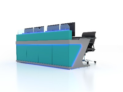 监控控制台的灵活性适用于更多行业