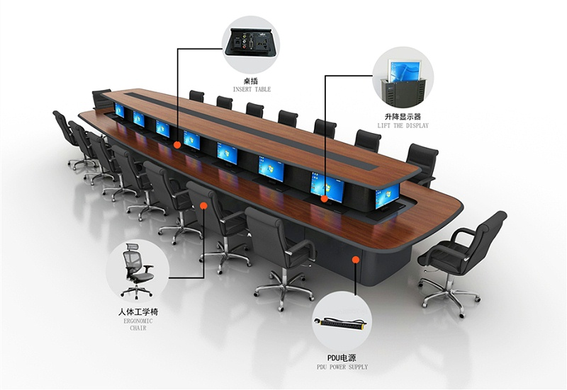 智能会议桌