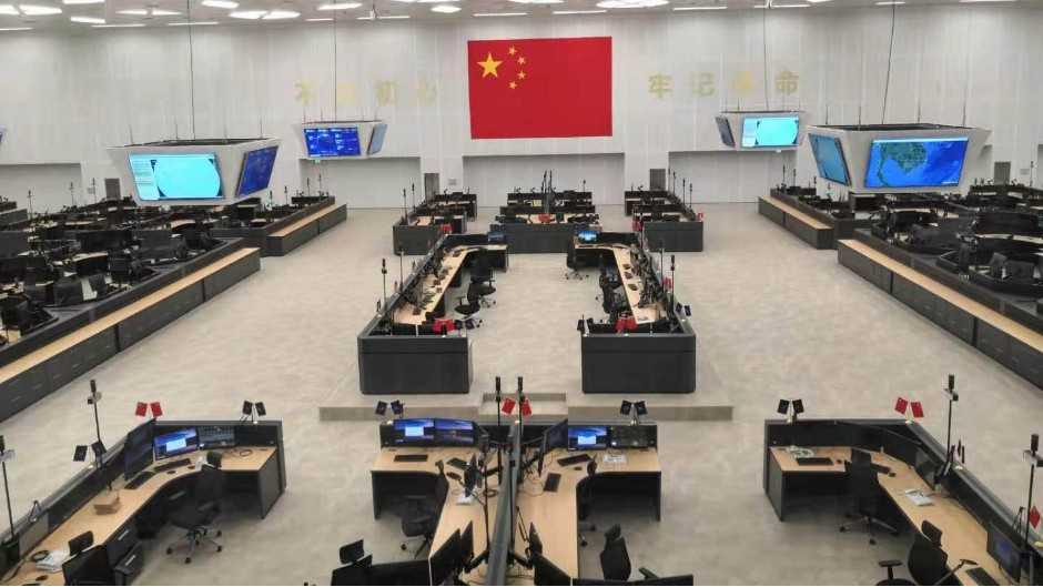 北京大兴机场指挥中心项目