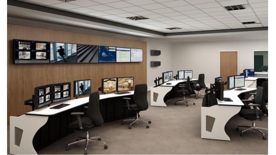 山西长治高河能源有限公司生产调度指挥中心项目