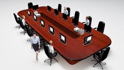 智能会议桌-04