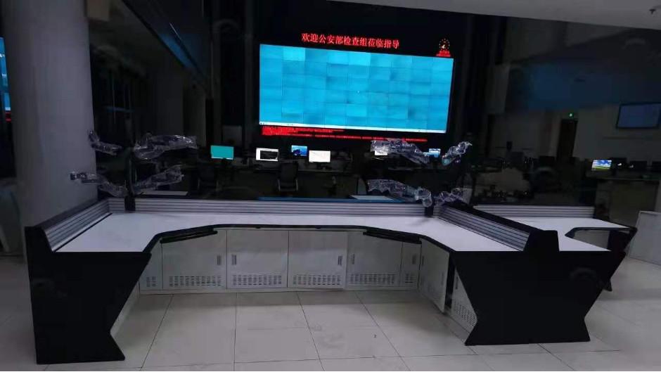 天津市滨海新区公安局某分局项目
