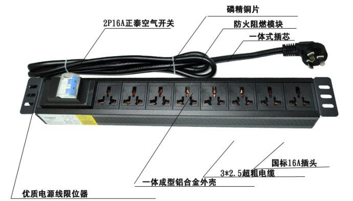 PDU插座