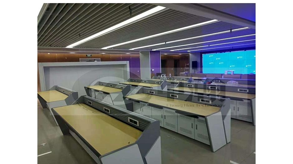 北京某信息技术公司控制台定制项目