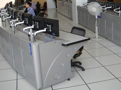 不同类型监测站的体型设计方案