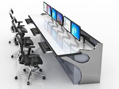控制台的主要结构是什么?