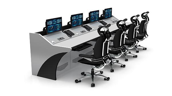 平面监控控制台(款式二)