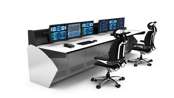 平面监控控制台(款式一)