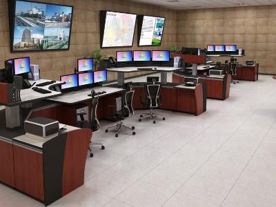 监控控制台产品被广泛使用